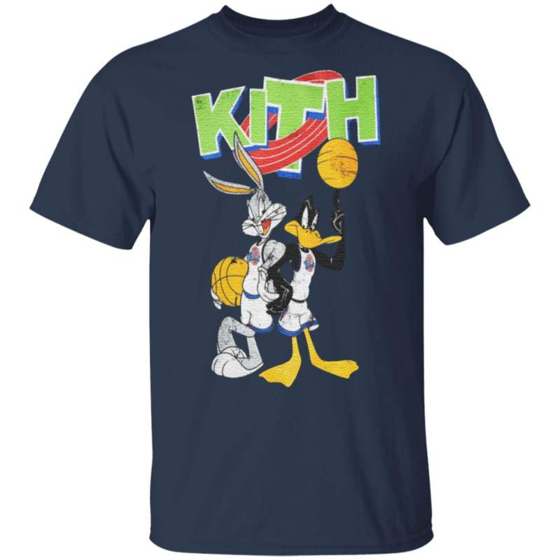 kith looney tunes space jam t shirt