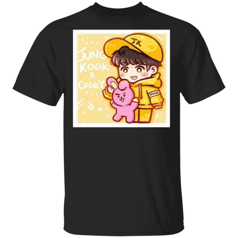 Jungkook and Cooky T-Shirt