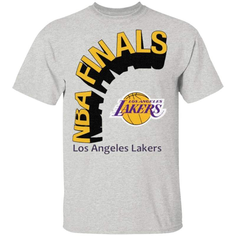 Los Angeles Lakers NBA Finals Championships 2020 t shirt