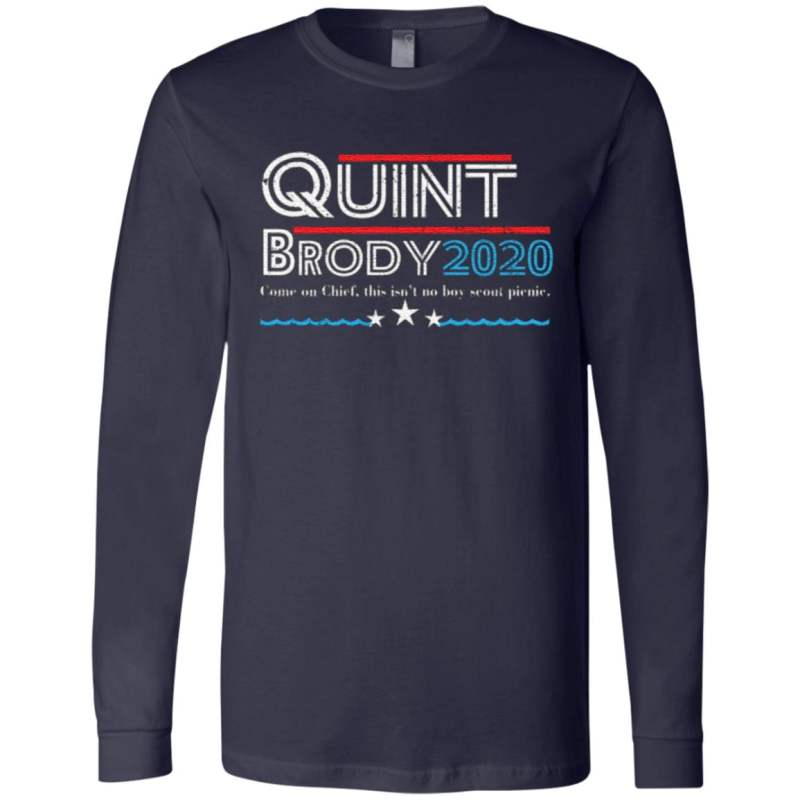 Quint Brody 2020 T Shirt
