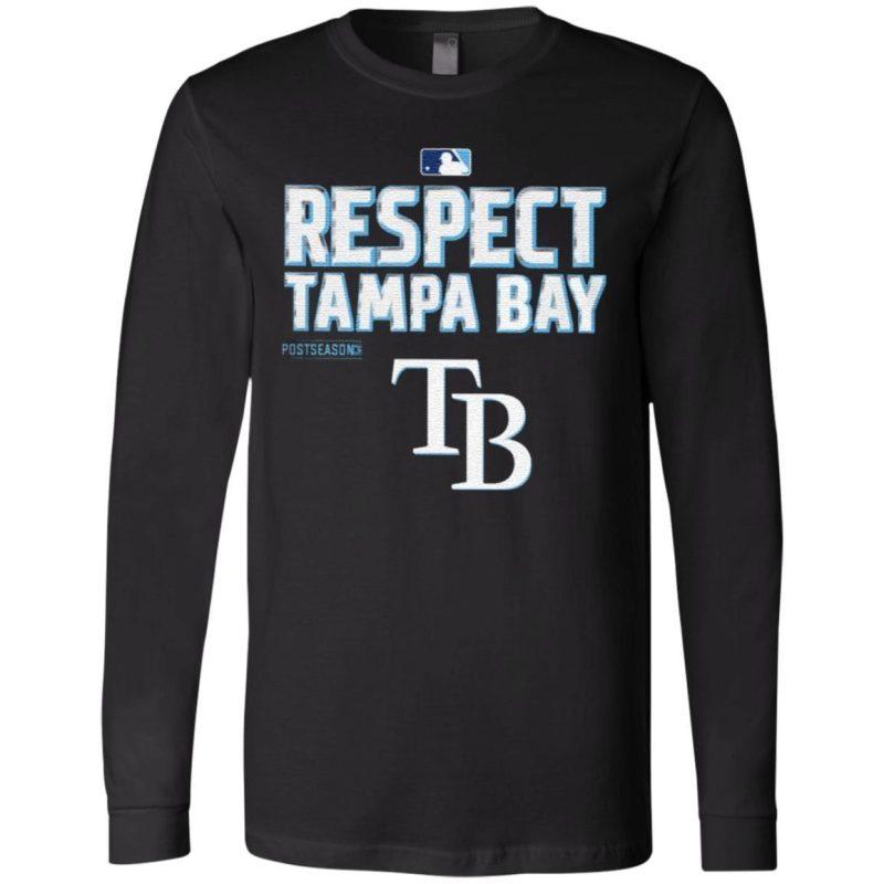Respect Tampa Bay T Shirt