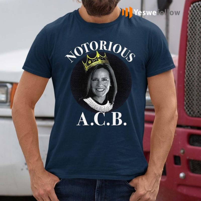 Amy-Coney-Barrett-Notorious-ACB-T-Shirts