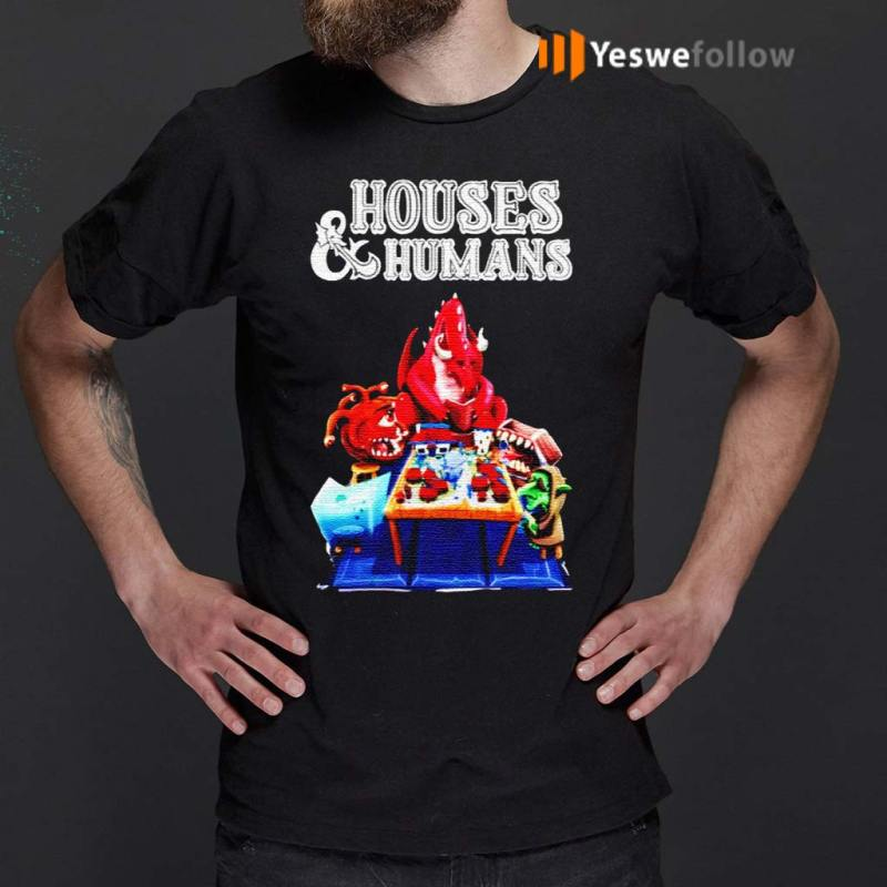 Houses-And-Humans-Shirts