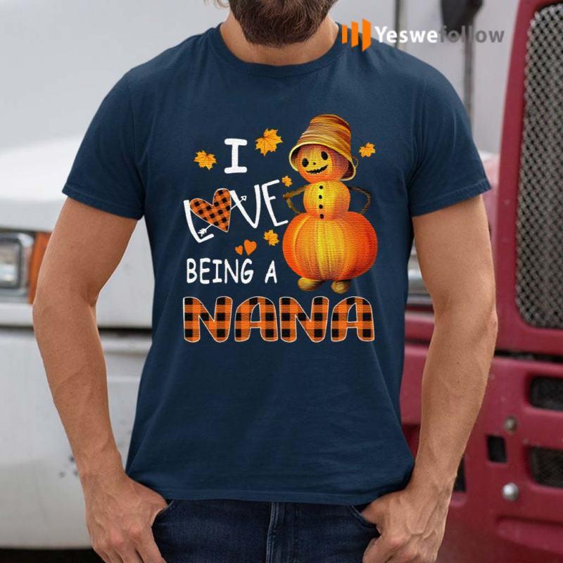Pumpkin-I-Love-Being-A-Nana-TShirt