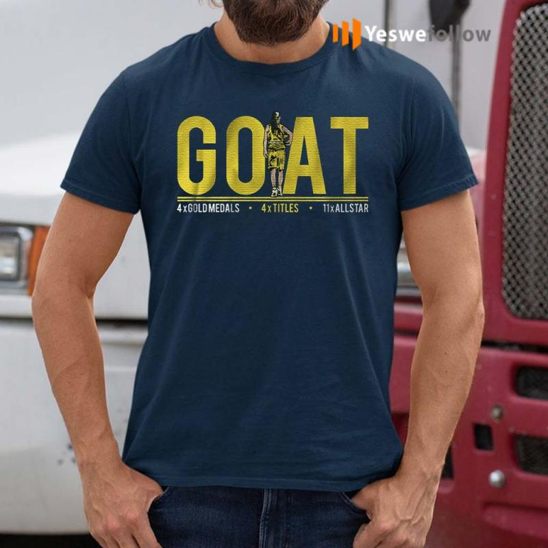 Sue-Bird-is-the-only-GOAT-t-shirts
