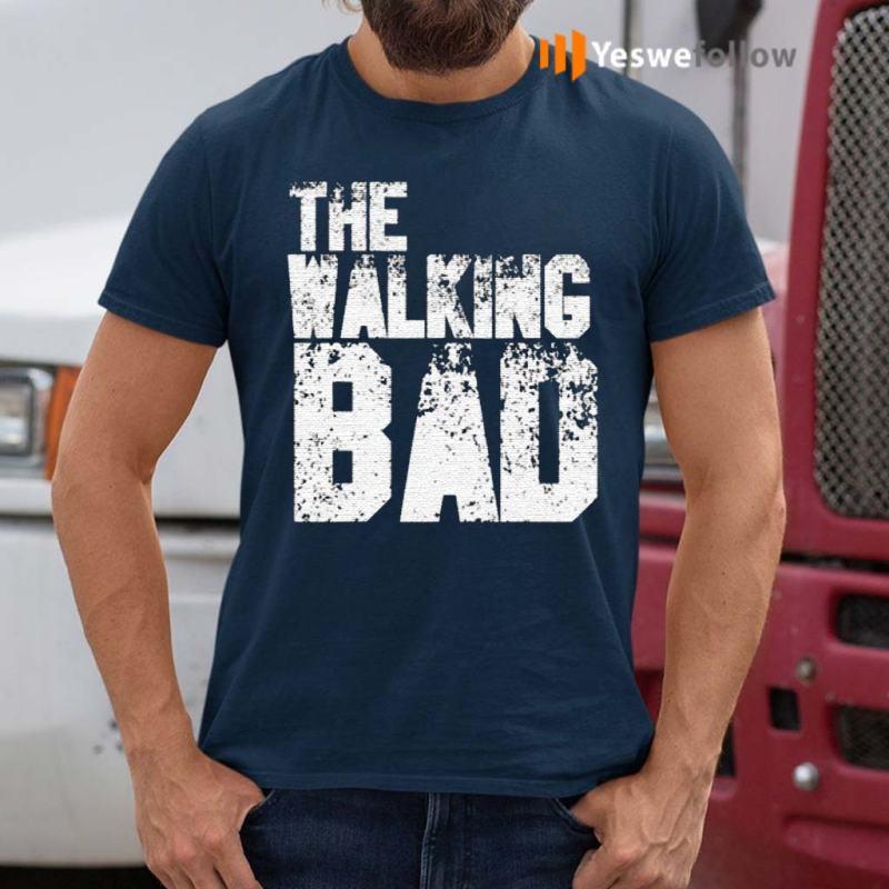 The-Walking-Bad-T-Shirt