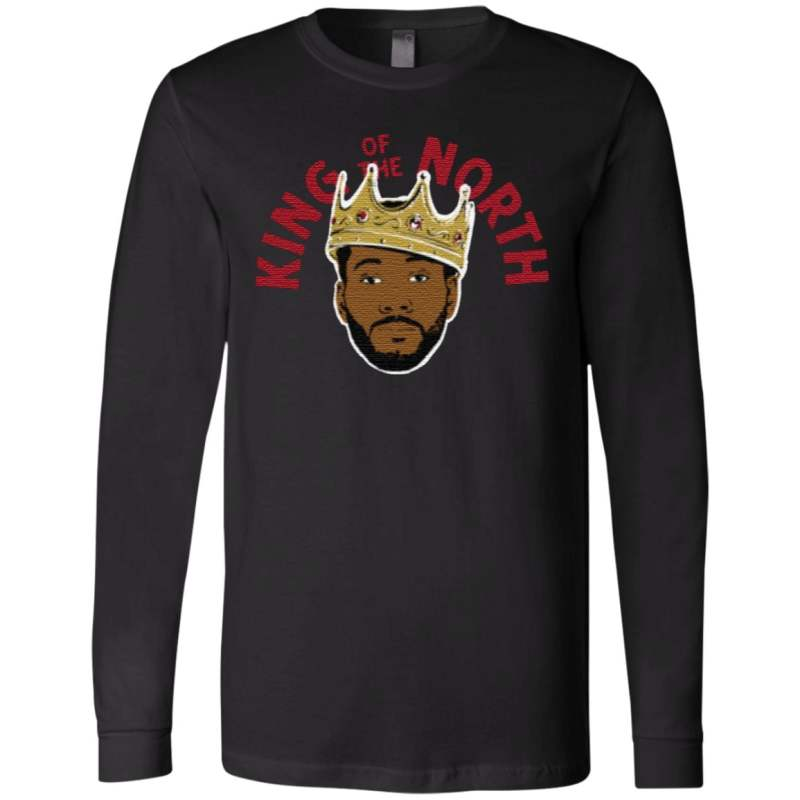Kawhi Leonard King Of The North Toronto Raptors T-Shirt