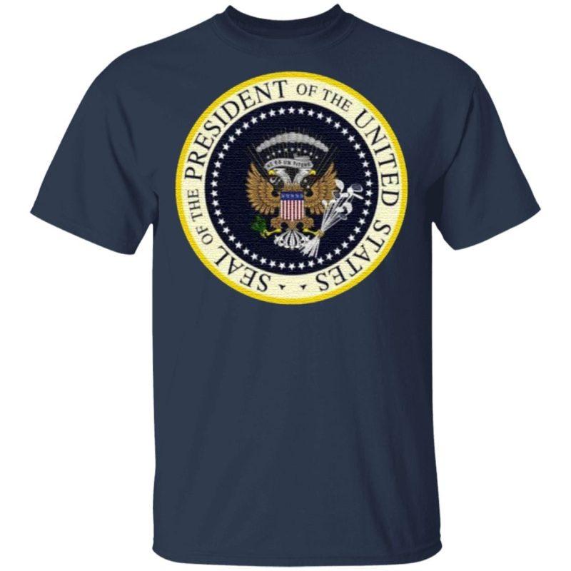 Fake Presidential Seal T-Shirt