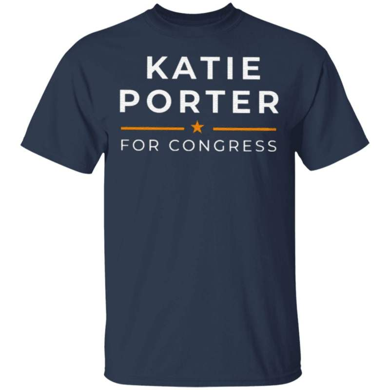 Katie Porter For Congress T Shirt