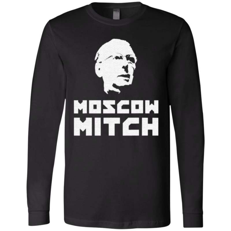 Moscow Mitch Anti Mitch McConnell T Shirt