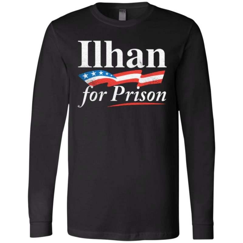 Ilhan For Prison T Shirt