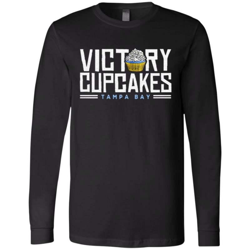 Victory Cupcakes Tampa Bay T Shirt