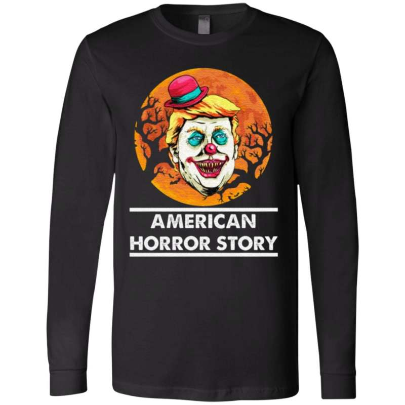 Trump Clown American Horror Story T Shirt