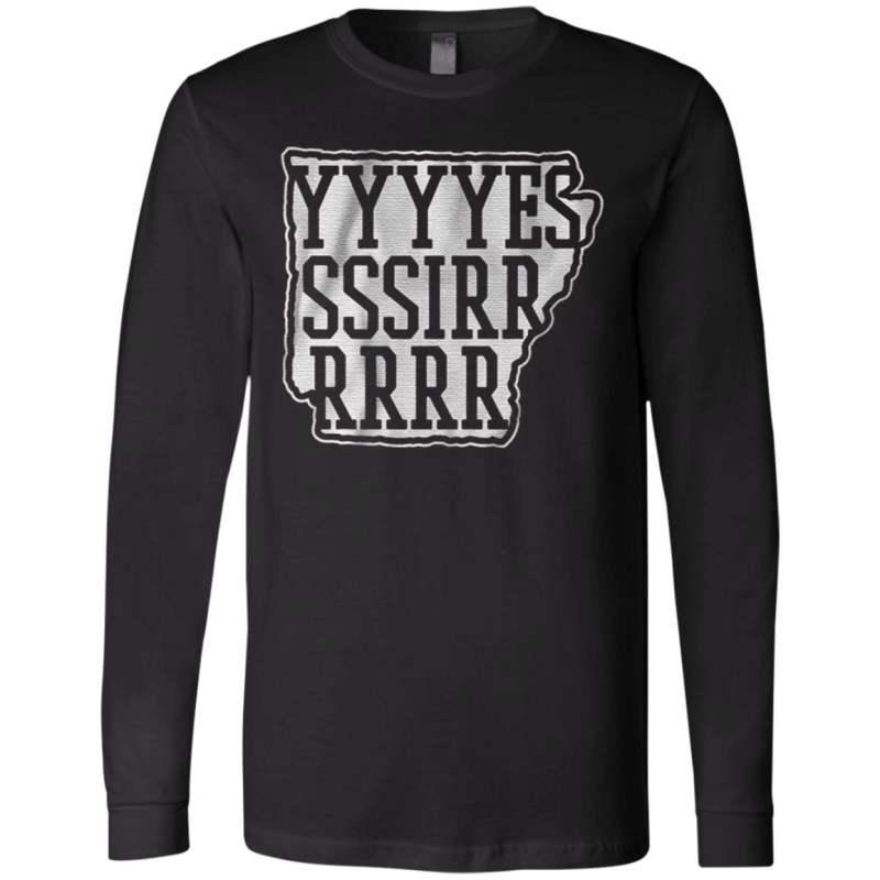 yessir ark t shirt