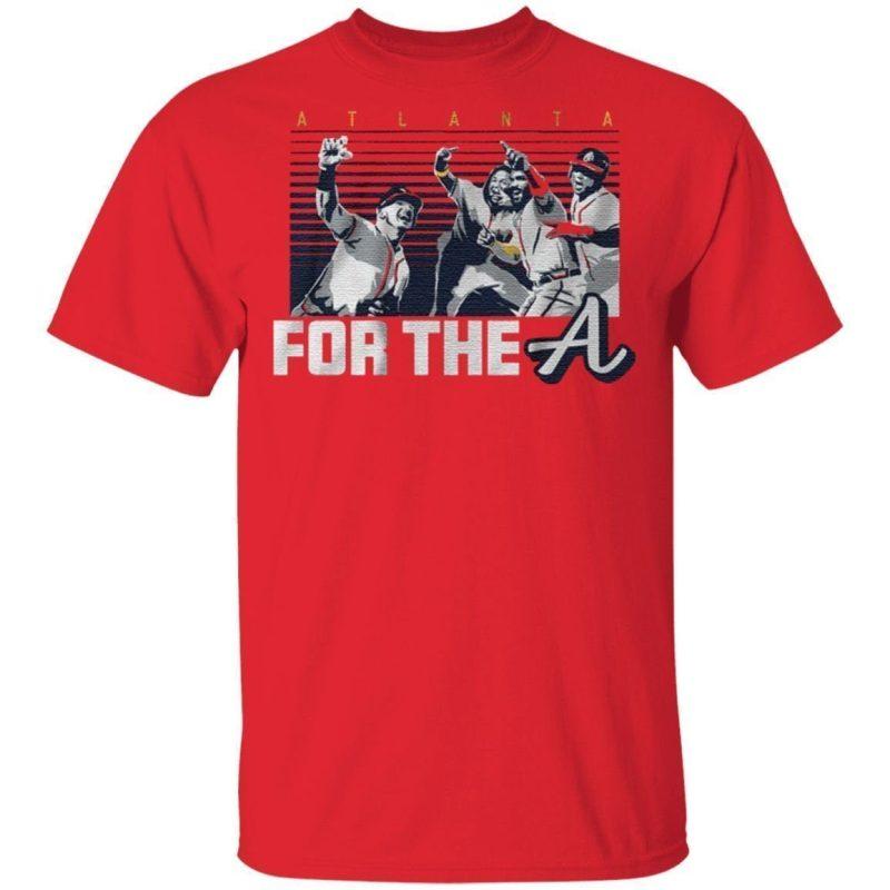 Atlanta for the a t shirt