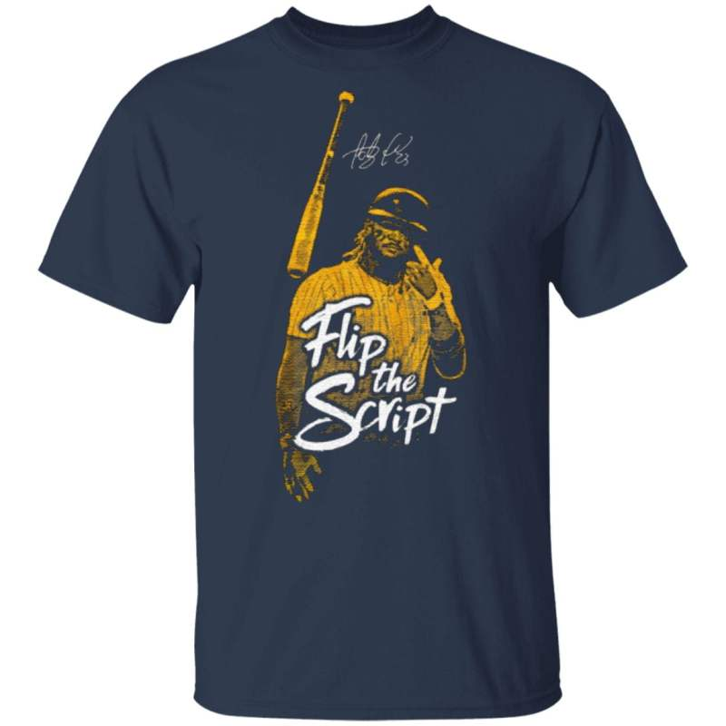 Fernando Tatís Jr Flip The Script T Shirt