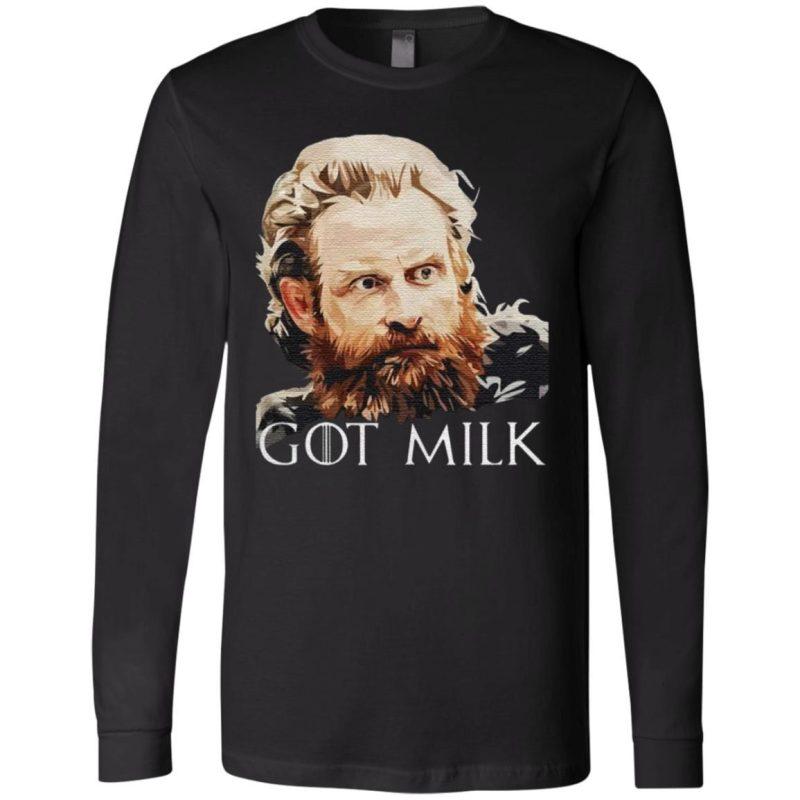 Tormund GOT Milk Game Of Thrones T-Shirt