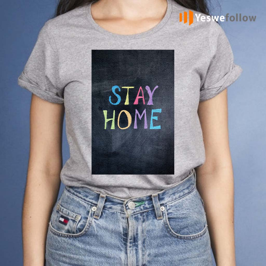 stay-home-Classic-shirt