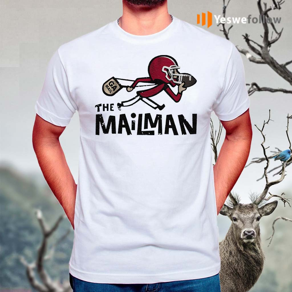 the-mailman-t-shirts