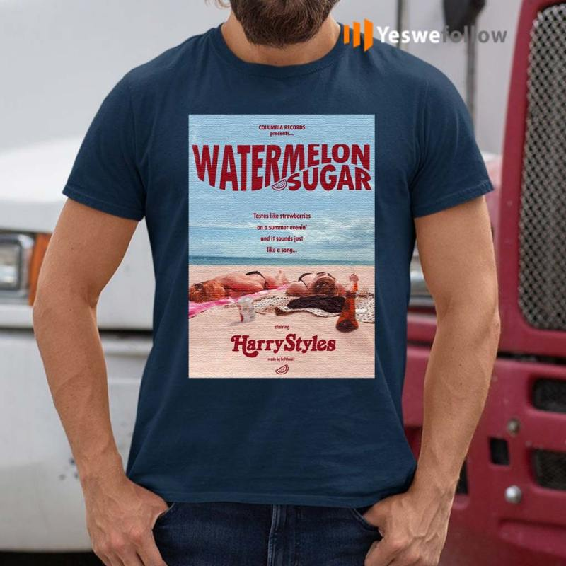 watermelon-sugar-harry-T-Shirts
