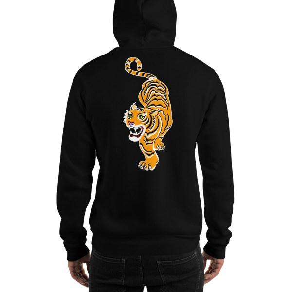 Tiger Sweatshirt back