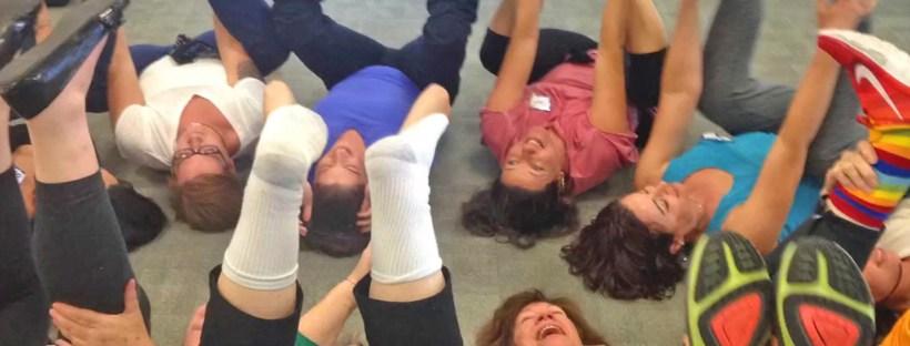 laughter yoga women's circle