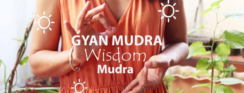 Gyan mudra about