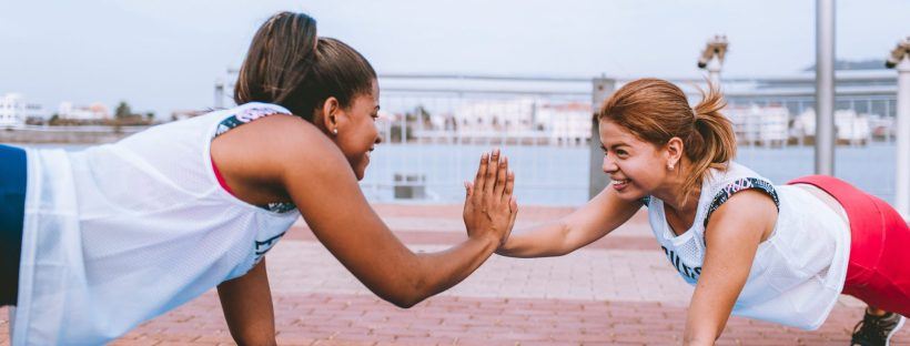 Yoga women weight loss