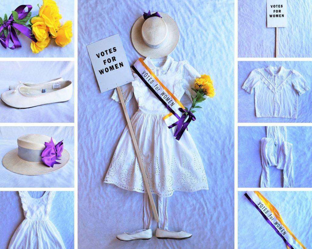 DIY Suffragette Costumes