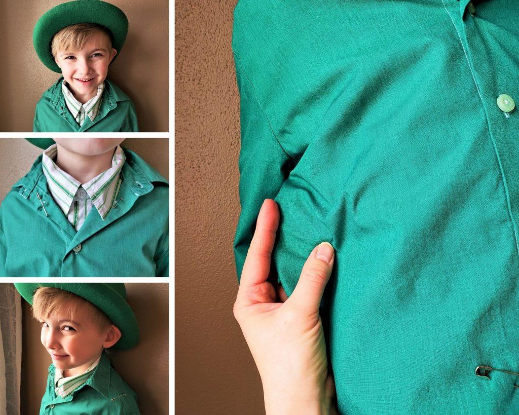 DIY Easy Vest