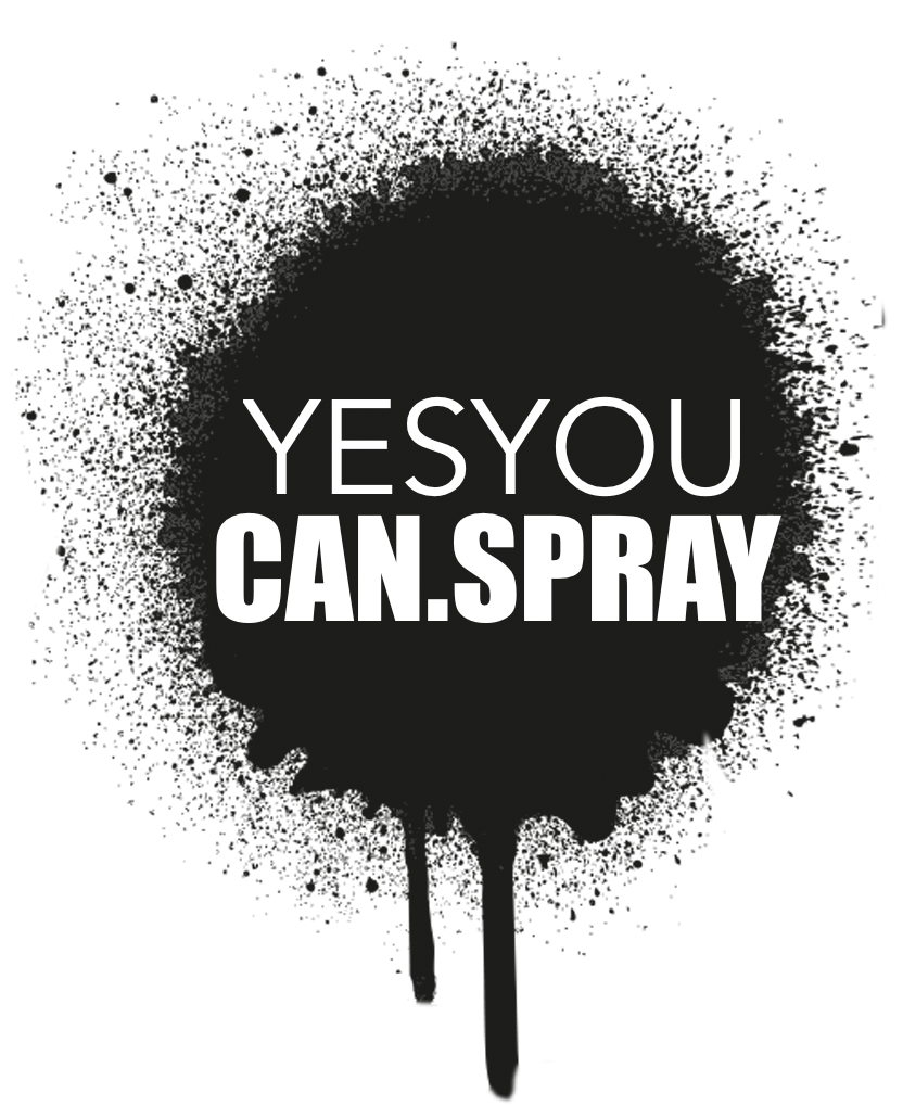 YesYouCan.Spray