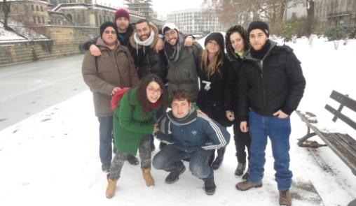 Συμμετοχή σε ευρωπαϊκό πρόγραμμα Youth in Action: Ice Wonders II