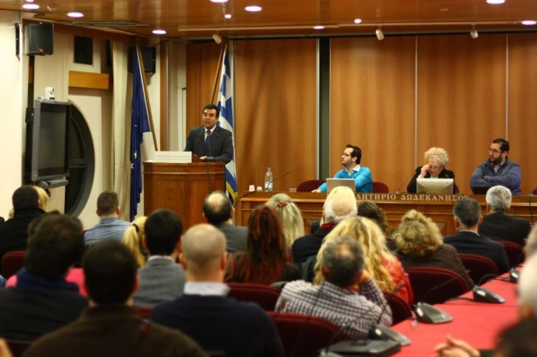 3 day event & networking marathon in Rhodes on Entrepreneurship and NGOs