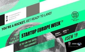 SEW19 – Startup Europe Week 19 Θεσσαλονίκη – Closing Event – Start Right, Start Early, Start Up