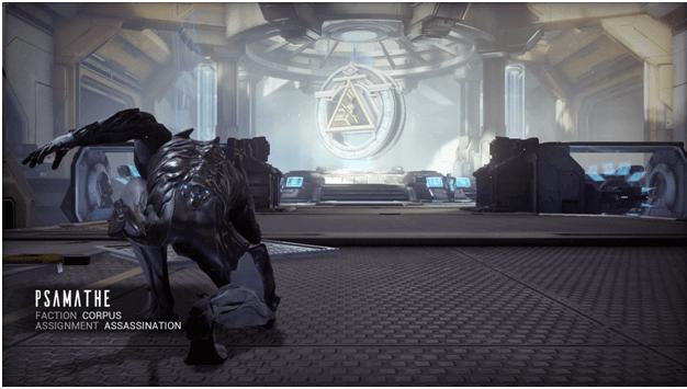 Warframe the Hyena Pack
