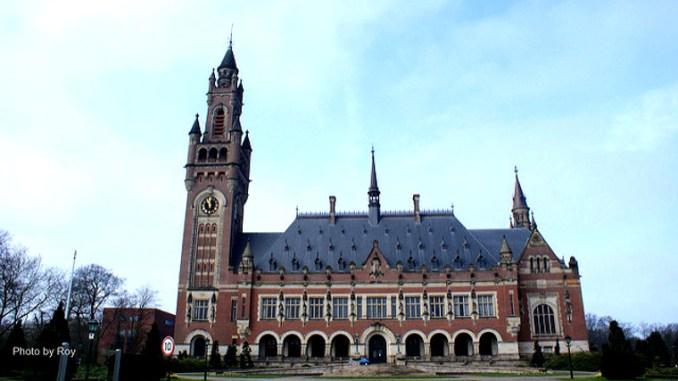 Cour internationale de justice, La Haye (Pays-Bas)