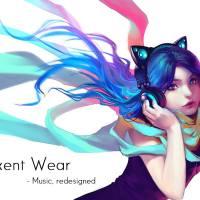 """Axent Wear - """"kawaii"""" słuchawki rozsiewające muzykę wkoło."""