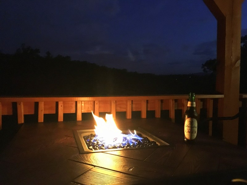 Bistro Table at Yeti Peak