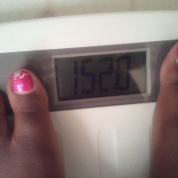 152 lbs