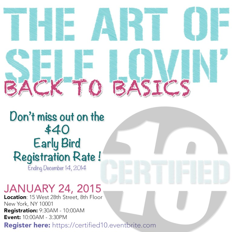 BACK2BASICS Event – 3 Reasons To Attend!