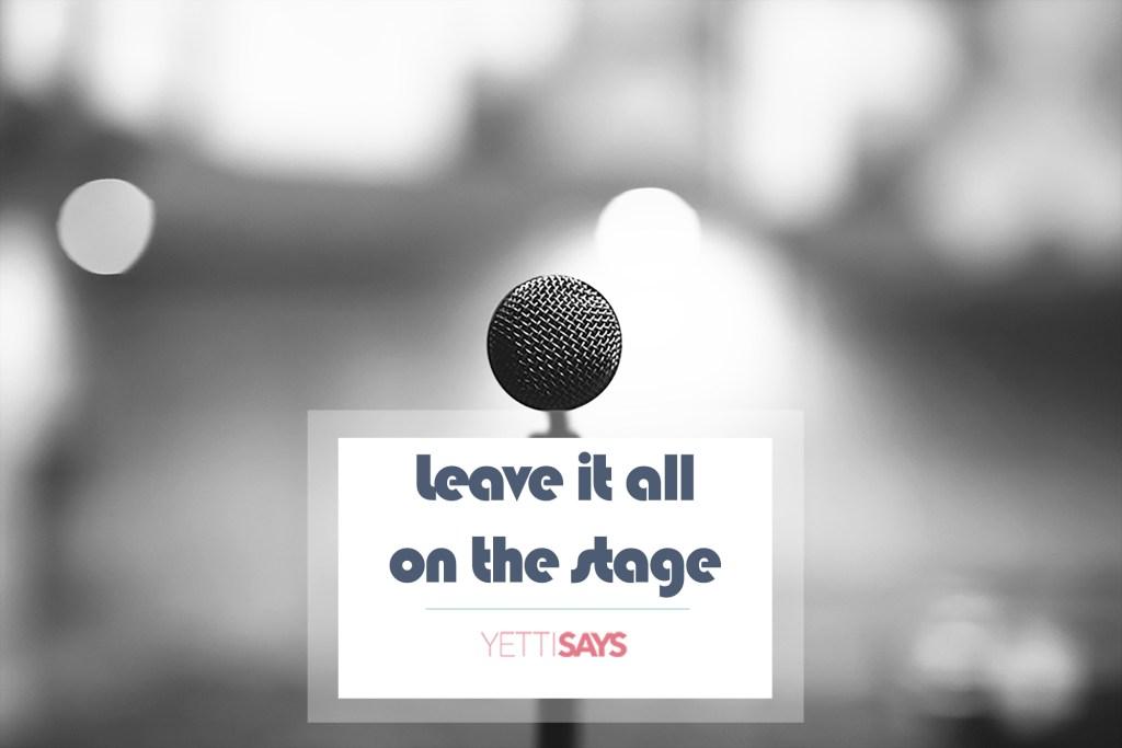 LeaveitAllStage