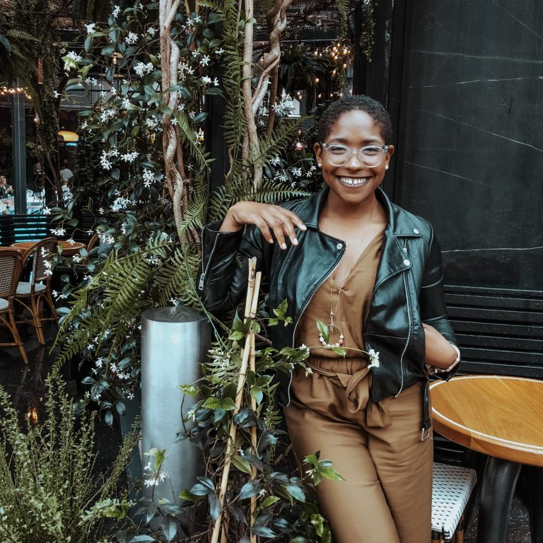 For Black Girls Who Bring Their Own Seat To The Table