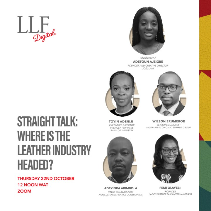 MEET THE SPEAKERS – LLF DAY ONE
