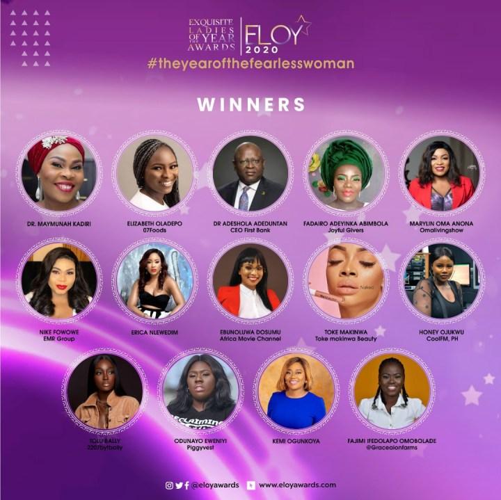 ELOY Awards 2020 Winners