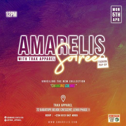 Amarelis Atelier to host Easter soiree