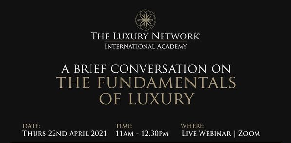 TLN NIGERIA LAUNCHES TRAINING PROGRAM FOR THE LUXURY INDUSTRY.