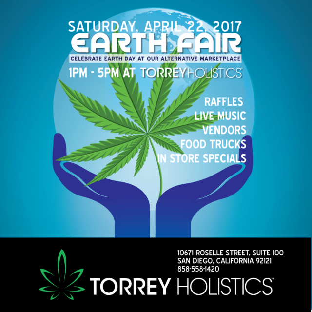 Marijuana Village Lands In Balboa Park For Earth Fair - YEW!