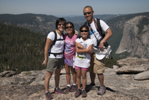 Yosemite Moderate Family Hike