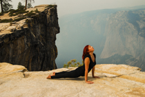 Yosemite Beginner Yoga Hikes