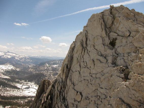 Echo Peak #3, Yosemite National Park by John P. DeGrazio